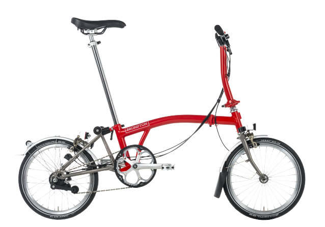 Superlight, Brompton Bicycle ES